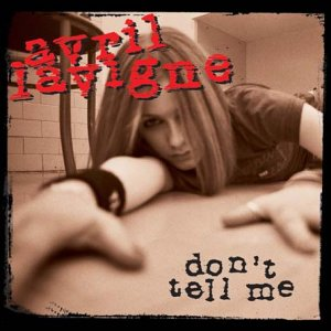 avril lavigne don t tell me