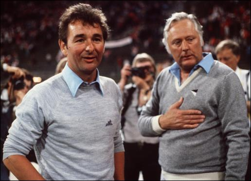 Brian Clough and Peter Taylor: The Unlikely Duo