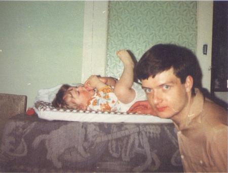 ian and baby, 13 May 1980.jpg